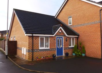 2 bed semi-detached bungalow for sale in Lorton Close, Middleton, Manchester M24