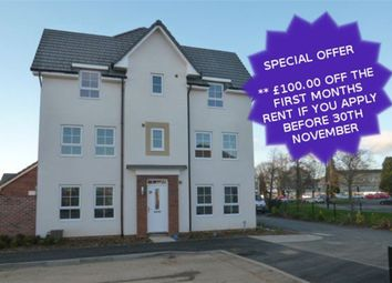 Thumbnail 3 bed semi-detached house to rent in 25 Rovers Way, Belle Vue, Bawtry Road