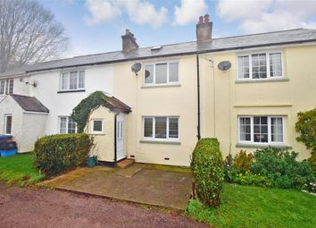Thumbnail 2 bed terraced house for sale in Wickham Bushes Cottages, Lydden, Dover, Kent
