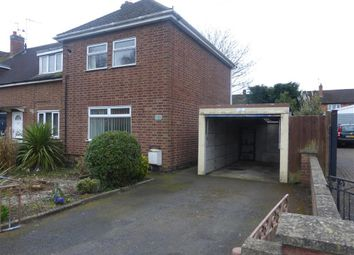 Thumbnail 3 bed end terrace house to rent in Studfall Avenue, Corby