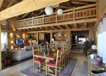 Thumbnail 4 bed chalet for sale in Rhône-Alpes, Haute-Savoie, Chevenoz