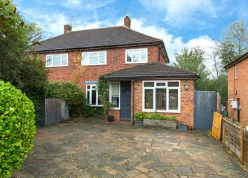 Thumbnail 3 bed semi-detached house for sale in Quarrendon Road, Amersham
