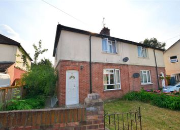 Thumbnail 3 bed semi-detached house for sale in Eaton Road, Camberley, Surrey
