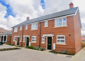 Thumbnail 3 bed terraced house to rent in Plough Lane, Petersfield