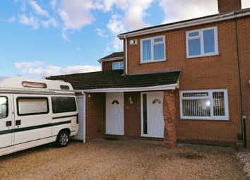 Thumbnail Semi-detached house for sale in Falklands Drive, Wisbech