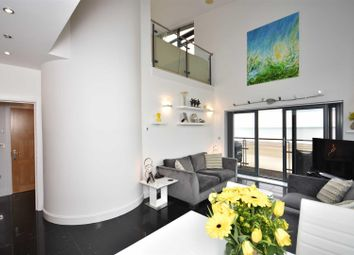 Thumbnail 4 bed flat for sale in St Christopher's Court, Maritime Quarter, Swansea