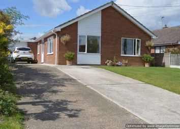 Thumbnail 3 bed detached bungalow for sale in Grange Lane, Willingham By Stow, Gainsborough