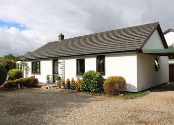 Thumbnail 3 bed bungalow for sale in Pwllswyddog, Tregaron