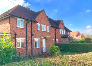 Thumbnail 3 bed semi-detached house for sale in South Lake Crescent, Woodley, Reading