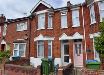 Thumbnail 2 bed terraced house for sale in Clarendon Road, Shirley, Southampton