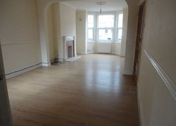 Thumbnail 3 bedroom terraced house to rent in Churchville Road, Bedford
