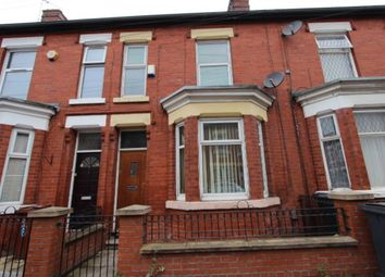 Thumbnail 3 bed terraced house to rent in Chatsworth Road, Gorton, Manchester