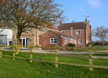 Thumbnail 4 bed detached house for sale in Long Drax, Selby