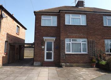 Thumbnail 3 bed semi-detached house to rent in Ridgeway Drive, Dunstable