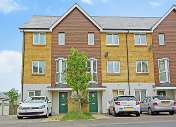 Thumbnail 4 bed terraced house to rent in Robinson Way, Northfleet