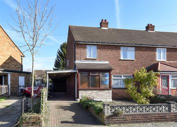 Thumbnail 3 bed end terrace house for sale in Derwent Way, Hornchurch