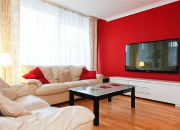 Thumbnail 1 bed flat for sale in Boardwalk Place, London, United Kingdom
