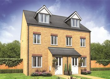 "Thumbnail 3 bed end terrace house for sale in ""The Souter"" at Upper Anstey Lane, Alton"