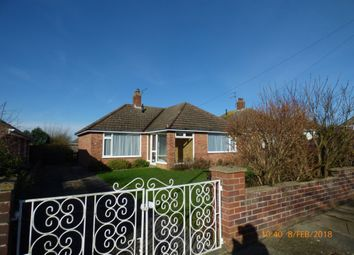 Thumbnail 2 bed detached bungalow to rent in Belmont Gardens, Lowestoft