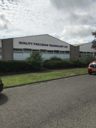 Thumbnail Light industrial for sale in Faraday Road, Glenrothes