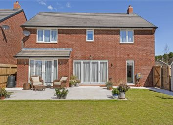 Thumbnail 4 bed detached house for sale in Webb Drive, Faringdon