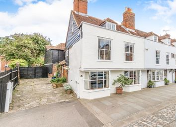 Thumbnail 3 bedroom end terrace house for sale in Abbey Street, Faversham