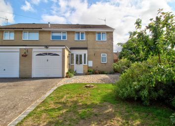 Thumbnail 4 bed semi-detached house for sale in Langport Gardens, Nailsea, Bristol