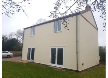 Thumbnail 3 bed detached house to rent in Ashby Road, Swadlincote