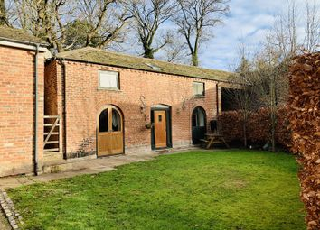 Thumbnail 3 bedroom detached house to rent in Church Lane, North Rode, Congleton