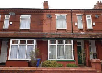 Thumbnail 3 bed terraced house for sale in Campbell Road, Manchester, Greater Manchester, Uk