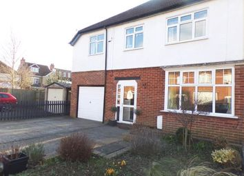 Thumbnail 4 bed semi-detached house for sale in The Grove, Bletchley, Milton Keynes