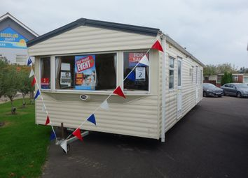 Thumbnail 3 bedroom mobile/park home for sale in Coast Road, Corton, Lowestoft