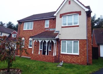 Thumbnail 4 bed detached house for sale in Ballston Close, Washington, Tyne And Wear