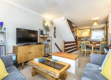 Thumbnail 2 bed terraced house for sale in Capstan Square, London