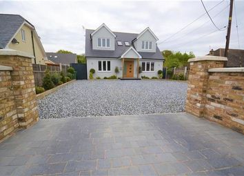 Thumbnail 4 bed detached house for sale in Noak Hill Road, Billericay