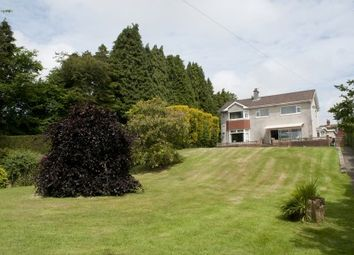 Thumbnail 4 bedroom detached house for sale in Gower Road Sketty, Swansea