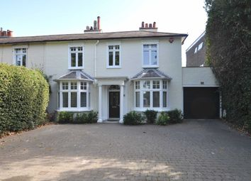 Thumbnail 5 bed semi-detached house to rent in Bromley Common, Bromley