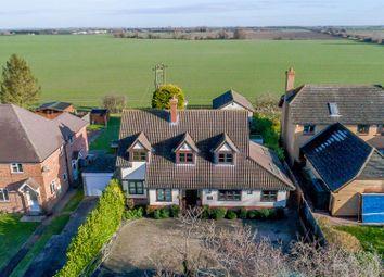 Thumbnail 4 bed detached house for sale in Litlington, Royston, Cambridgeshire