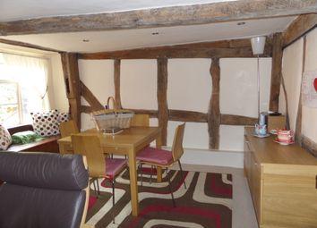 Thumbnail 2 bed flat for sale in Church Lane, Ledbury
