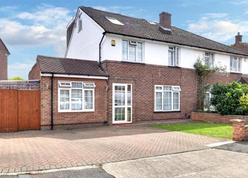 Thumbnail 5 bed semi-detached house for sale in Lodge Close, Cowley, Uxbridge