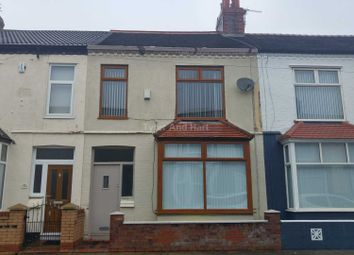 Thumbnail 3 bedroom terraced house to rent in Montrose Road, Old Swan, Liverpool