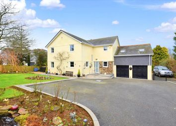 Thumbnail 4 bed detached house for sale in Lanyon Court, St. Cleer, Liskeard, Cornwall