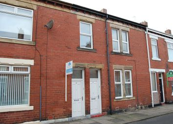 Thumbnail 3 bed flat to rent in Police Houses, Churchill Street, Wallsend