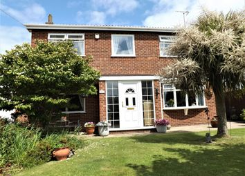 Thumbnail 4 bed detached house for sale in Stukeley Gardens, Holbeach, Spalding