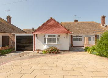 Thumbnail 3 bed semi-detached bungalow for sale in Albion Road, Birchington