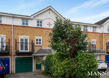 Thumbnail 3 bedroom property to rent in Sara Crescent, Greenhithe