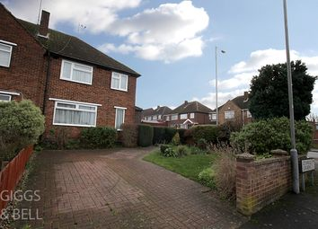 3 bed semi-detached house for sale in Hill Rise, Luton, Bedfordshire LU3