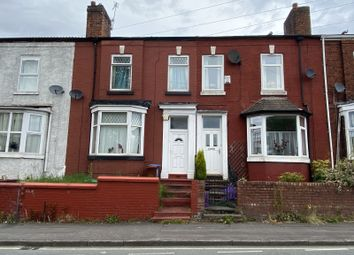 Thumbnail 3 bed terraced house for sale in Alma Road, Burnage, Manchester