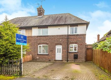 Thumbnail 3 bed semi-detached house for sale in St. Marks Road, Chester