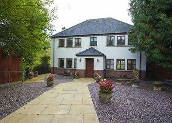 Thumbnail 5 bed detached house for sale in The Courtyard, Off Mount Street, Welshpool
